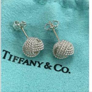 Tiffany & Co. Love Knot Earrings